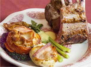 French Cuisine in Saratoga Springs